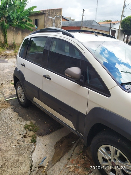 Fiat Idea 1.8 16v Adventure Flex 5p 2013