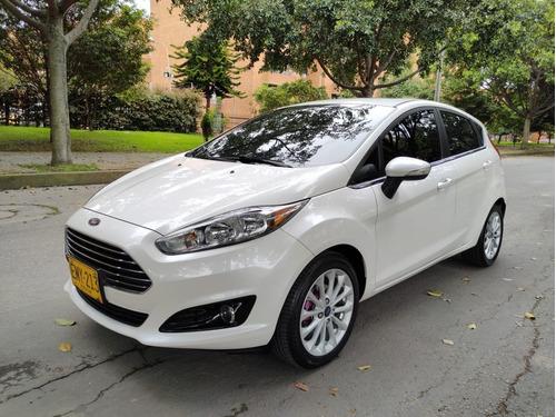 Ford Fiesta Titanium 1.600 Cc M/t