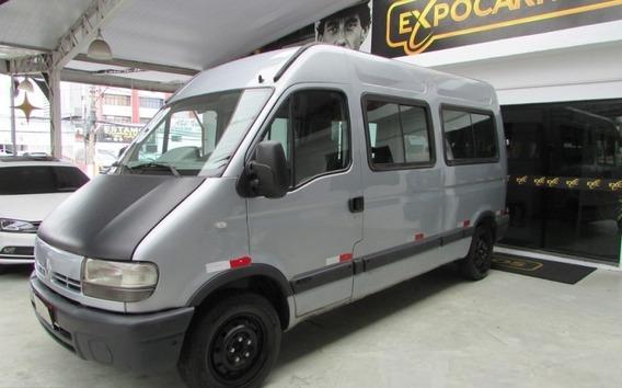 Master 2.5 Dci Minibus 16 Lugares 16v Diesel 3p Manual 2009