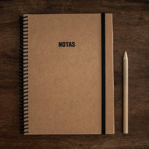 Cuaderno Bullet Journal A5 Tapa Dura 120 Hojas Punteadas