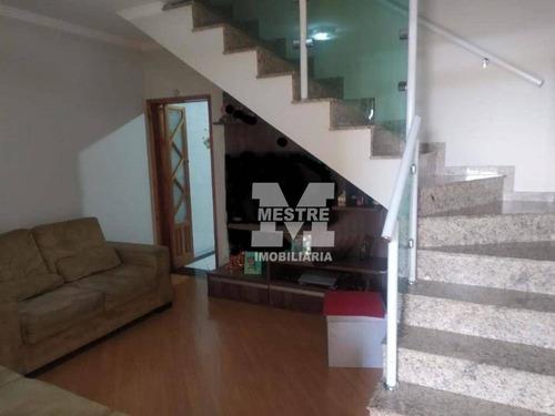 Sobrado Com 2 Dormitórios À Venda, 100 M² Por R$ 480.000,02 - Jardim Flor Da Montanha - Guarulhos/sp - So0625