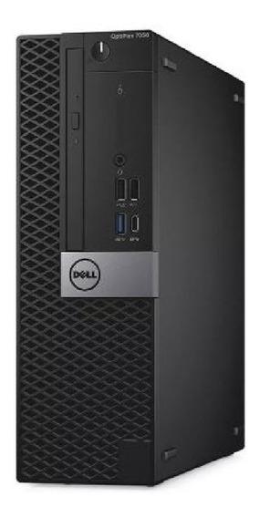 Computador Dell Optiplex 7050 I5-6500 Ram 4gb Hd 500gb Hdmi