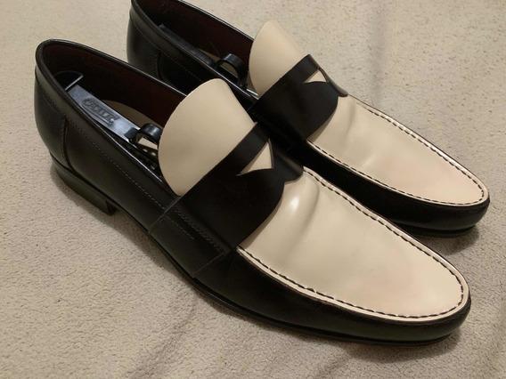 Sapato Prada Bicolor Tamanho 11 ( 43/44 Br )