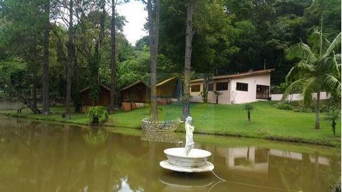 Chácara Residencial À Venda, Vila Nossa Senhora Aparecida, Brodowski - Ch0882. - Ch0882