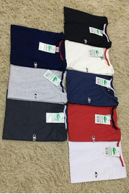 Camisas Basicas Kit 5