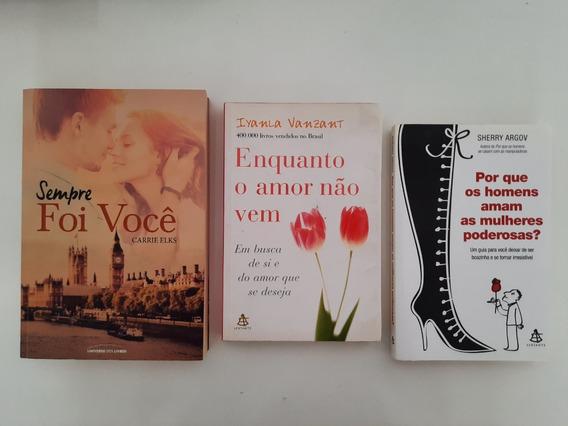 Romance - Pacote De Livros