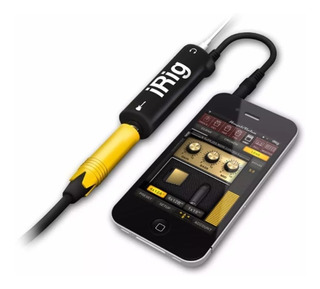 Irig Amplitube iPhone iPad Amplificador Guitarra Envío Grati