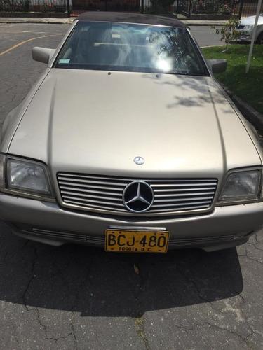 Mercedes 300 Sl 1992 Coupe Descapotable Techo Duro Y Lona