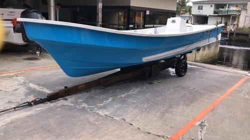 Imagem 1 de 6 de Barco Panga 25 Pés  25 Pés