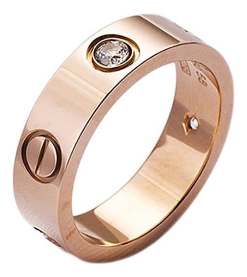 Oro Amplia Sección 9 De Tres Uñas Anillo De Tres Diamantes R