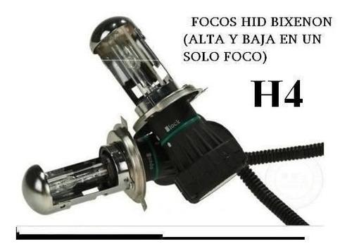 Imagen 1 de 5 de Hid Foco Repuesto H4 55w S/65. Cada Uno