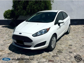 Ford Fiesta 1.6 S Sedan Mt Seminuevos