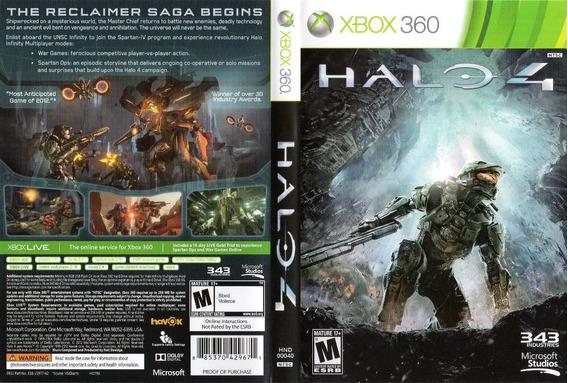 Halo 4-jogo Xbox 360-digital