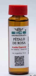 Aceite Esencial Pétalo De Rosa Silce - Linea Premium