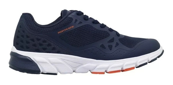 Zapatillas Montagne Running Ultralivianas+tripack Diadora!!