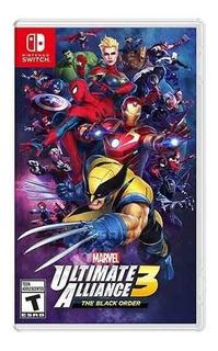 Marvel Ultimate Alliance 3 - Nintendo Switch - Haisgame