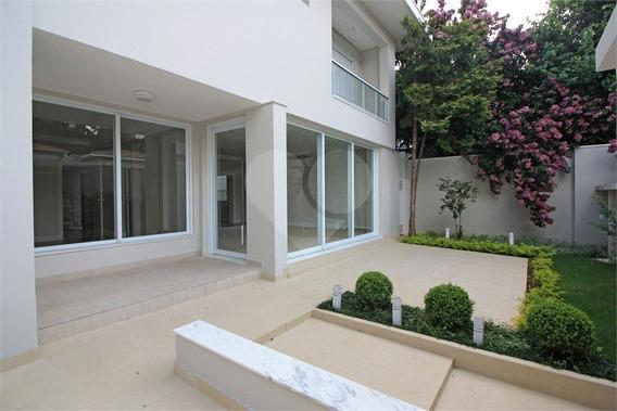 Casa Nova No Jardim Paulista. Rua Honduras - 345-im95650