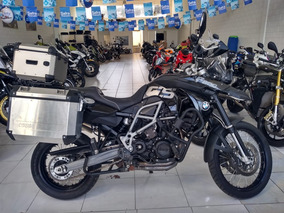 Bmw F 800 Gs 2012 Triple Black