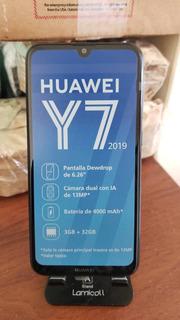 Huawei Y7 2019 32gb 3gb Ram 4000mah 13 + 2mpx *165v*