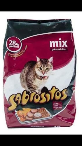 Sabrositos Gatos Mix