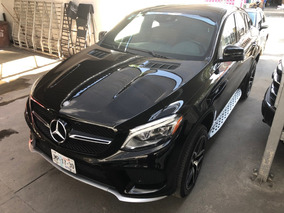 Mercedes Benz Clase Gle 3.0 Coupe 450 Amg Sport At 2016