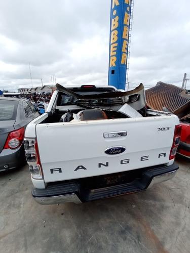 Ford Ranger 2017 3.2 Xlt Cab. Dupla 4x4 Aut. 4p