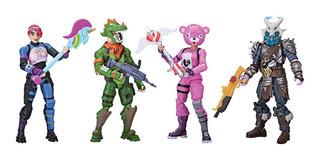Fortnite Squad Mode 4 Pack Series 1