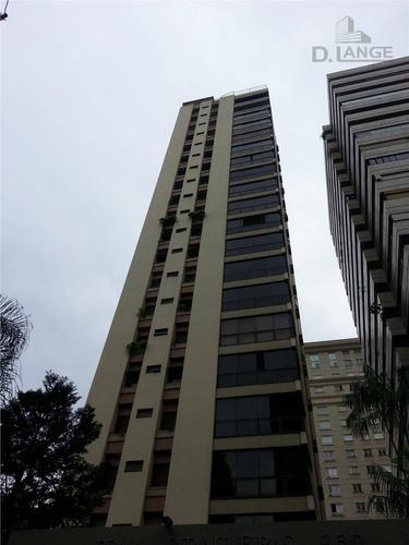 Imagem 1 de 16 de Apartamento Com 3 Dormitórios À Venda, 158 M² Por R$ 1.500.000 - Cambuí - Campinas/sp - Ap7912