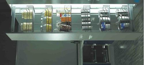 Imagen 1 de 1 de 201105 Alacenero Extraible Cierre S. 350x500x(1659-2059)mm