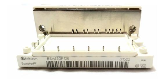 Lote 4unid. Módulo Igbt Bsm35gp120 Novo Original Infineon