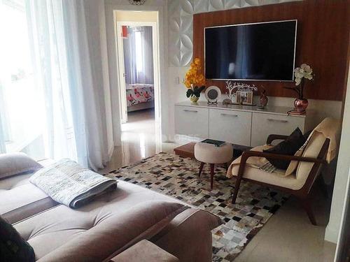 Apartamento Luxuoso Em Icaraí Com 3 Suítes, 124 M² Por R$ 1.680.000 - Ap46955