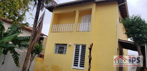 Casa Com 3 Dormitórios À Venda, 155 M² Por R$ 420.000 - Jardim São Gonçalo - Campinas/sp - Ca0553