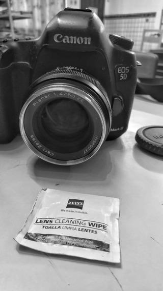 Canon 5d Mk 3 + Cartão 64gb + 4 Baterias