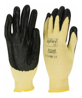 Guantes Hyflex 11-500 8 Anticorte Kevlar Nitrilo 12 Pares