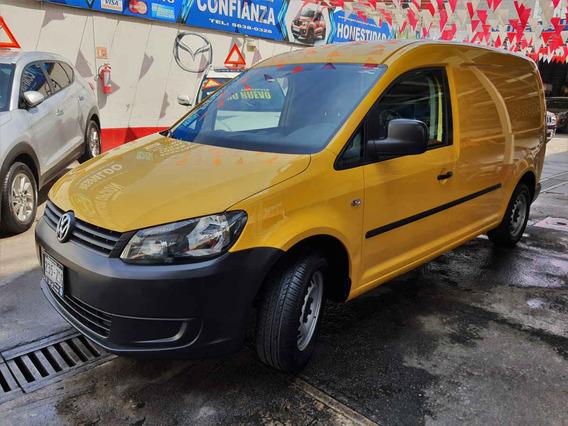 2015 Volkswagen Caddy Maxi Cargo 1.2t Man Amarillo