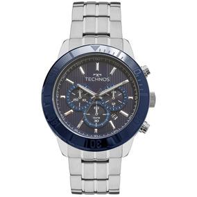 Relógio Masculino Technos Classic Js25bs/1a Prata