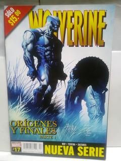 Comic Wolverine Origenes Y Finales