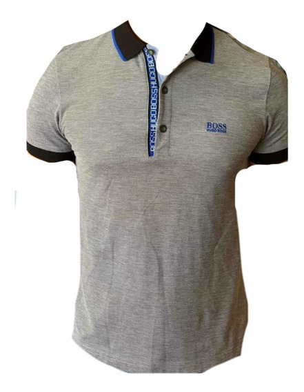Slim Fit Playera Hugo Boss