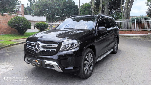 Mercedes Benz Gls 500 2017