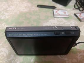 Câmera Supercompacta Sony Cybershot Dsc - Tx-7