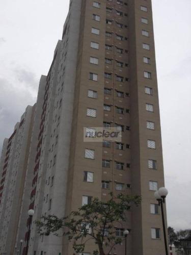 Apartamento Com 2 Dormitórios À Venda, 45 M² Por R$ 240.000,00 - Jardim Nove De Julho - São Paulo/sp - Ap2038