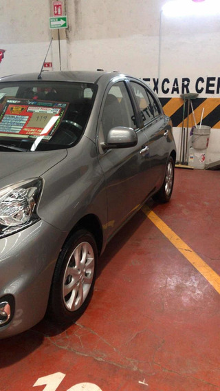 Nissan March 1.6 Advance Mt 2014