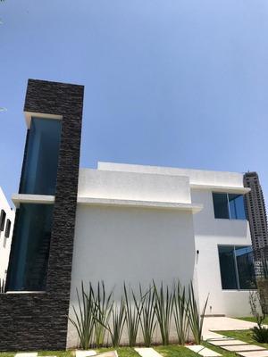Se Renta Casa En Puebla Blanca, Lomas De Angelópolis