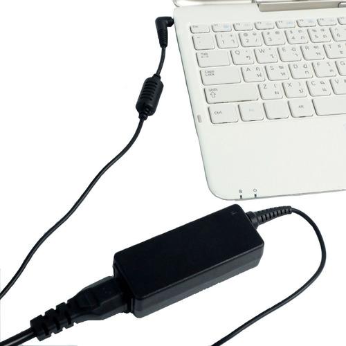 Imagen 1 de 10 de Cargadores Laptop Acer Asus Dell Hp Mac Sony Lenovo Toshiba