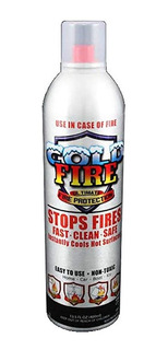 Cold Fire Ultimate Supresor Portátil De Fuego 400ml