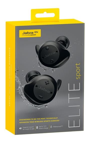 Jabra Elite Sport True Wireless Earbuds Up To 13.5h