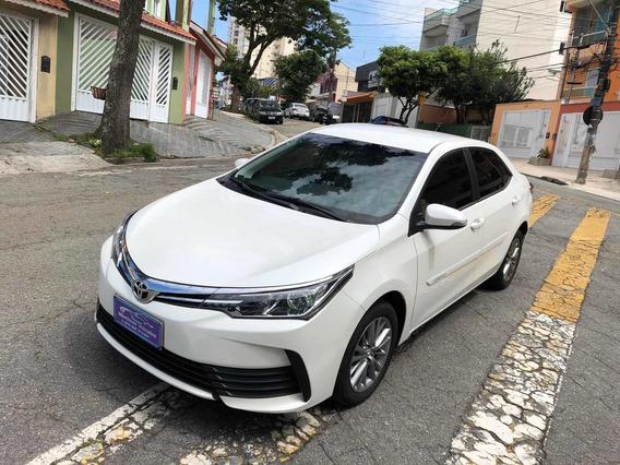 Toyota Corolla Upper 2018 Automatica S/entrada
