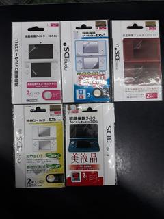 Micas Para Nintendo Ds.i Dsixl, 3ds,3dsxl, Dslite...
