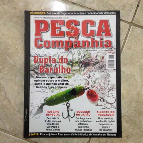 Revista Pesca & Companhia 237 Set2014 Hélices Poppers