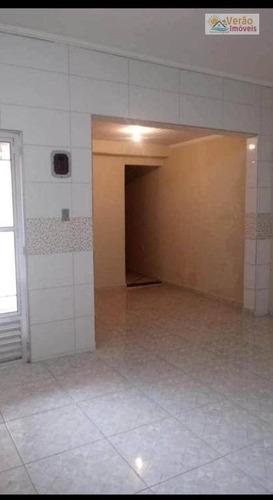 Casa Com 2 Dormitórios À Venda, 70 M² Por R$ 230.000,00 - Jardim Corumbá - Itanhaém/sp - Ca0804